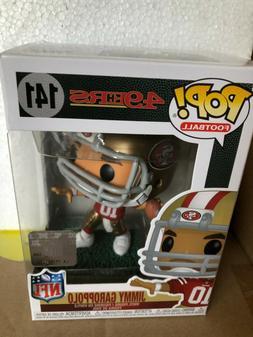 Jimmy Garoppolo San Francisco 49ers FUNKO NFL Throwing Vinyl