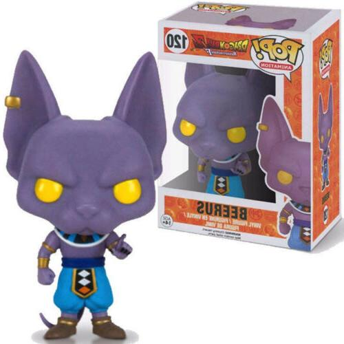 120lord beerus pop of dragon ball z
