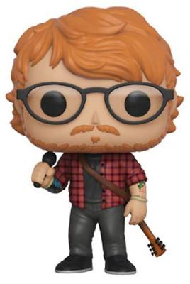 Rocks 29529 Music S3 Ed Sheeran Pop Vinyl Figure, Multi