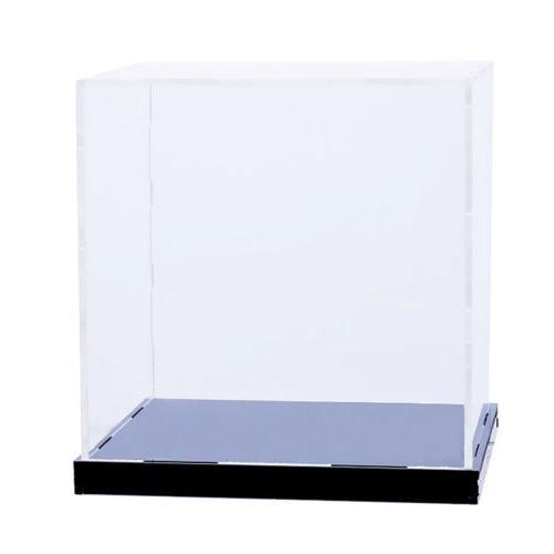 Acrylic Case Dustproof Cube Box 20x20x25cm for Amiibo Funko