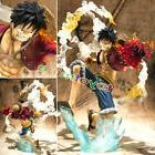 COOL POP Monkey D Luffy Battle Ver  Figure Japan Anime One P
