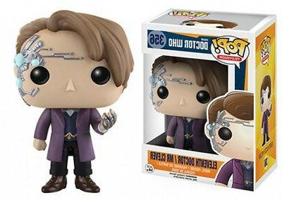 Doctor Who Funko POP! TV Eleventh Doctor / Mr Clever Vinyl F