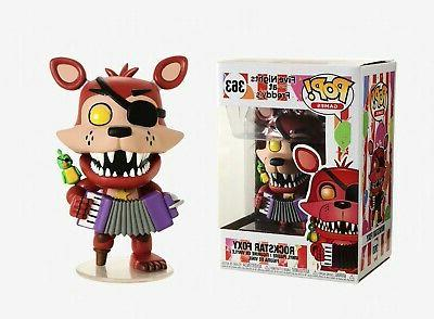 Five Nights at Freddy's Rockstar Foxy Pop! Games Vinyl Figur