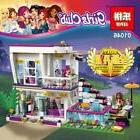 Friends Livi's Pop Star House set building toys 644pcs 01046