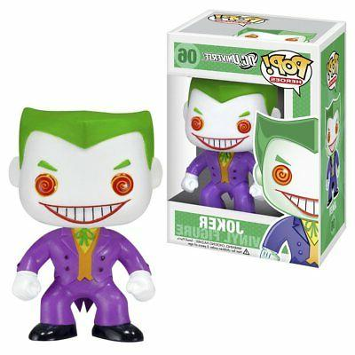 Funko POP! Heroes DC Universe Batman The Joker Vinyl Figure
