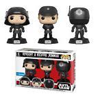 Funko POP Star Wars Death Star 3-Pack Exclusive Gunner Offic