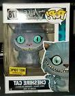 Funko Pop Disney Alice in Wonderland Flocked Cheshire Cat Ho