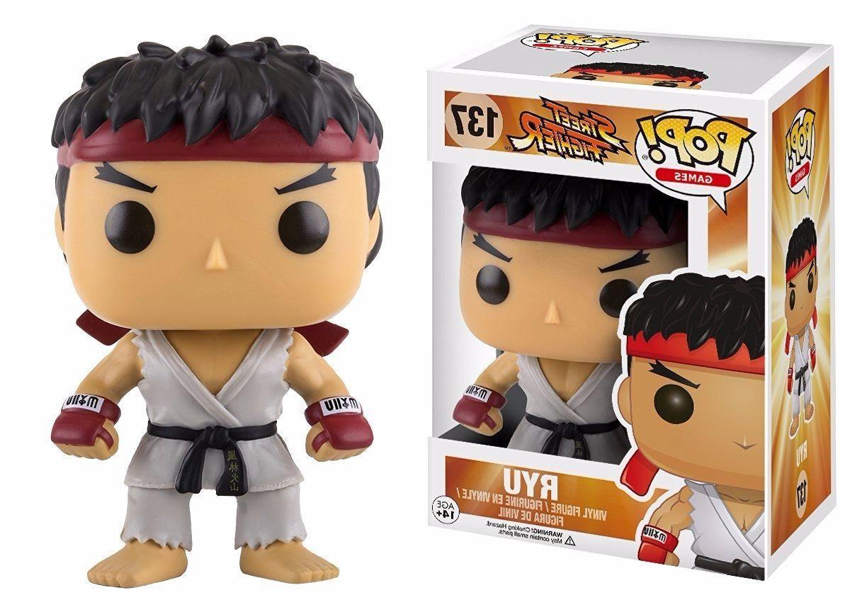 Funko Pop Games Street Fighter Ryu Vinyl Action Figure