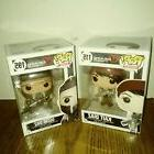 Funko Pop Gears of War Kait & Oscar Diaz #195 &  #115 Figure