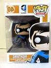 Funko Pop! Heroes #40 DC Comics Nightwing Vinyl Figure NIB
