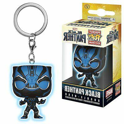 Funko Pop Keychain: Black Panther Erik Killmonger Collectibl