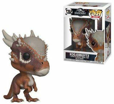 Funko Pop Movies: Jurassic World 2-Stygimoloch Collectible F