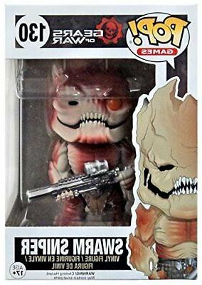 Gears of War Funko POP! Video Games Swarm Sniper Exclusive V