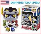 NEAR MINT BOX Funko POP Metallic Voltron Anime Expo Exclusiv