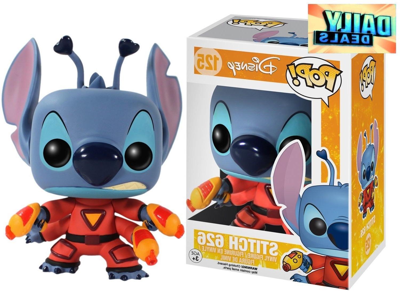 Lilo Stitch Toys Games Grown Action Figures Alien Culture