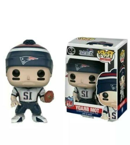 NFL POP! Series 3 Patriots Tom Brady #59 Vinyl Figure Funko