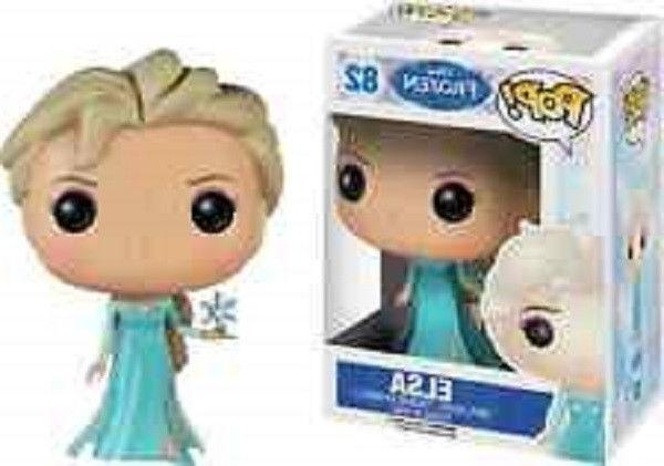 New Funko Pop Disney Frozen Vinyl Action figure Elsa #82