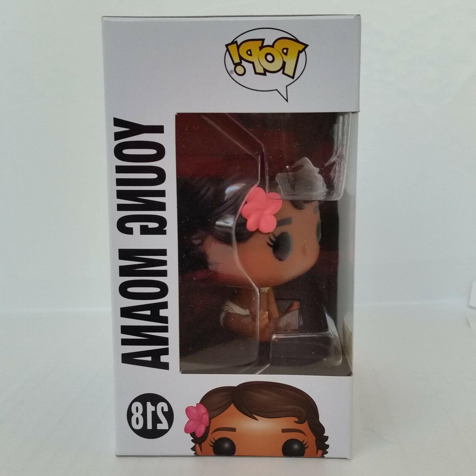 New Funko Young Moana Topic Exclusive Vinyl Toy