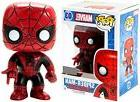 POP! Marvel Spider Man Red Black #03 Hot Topic Vinyl Figure
