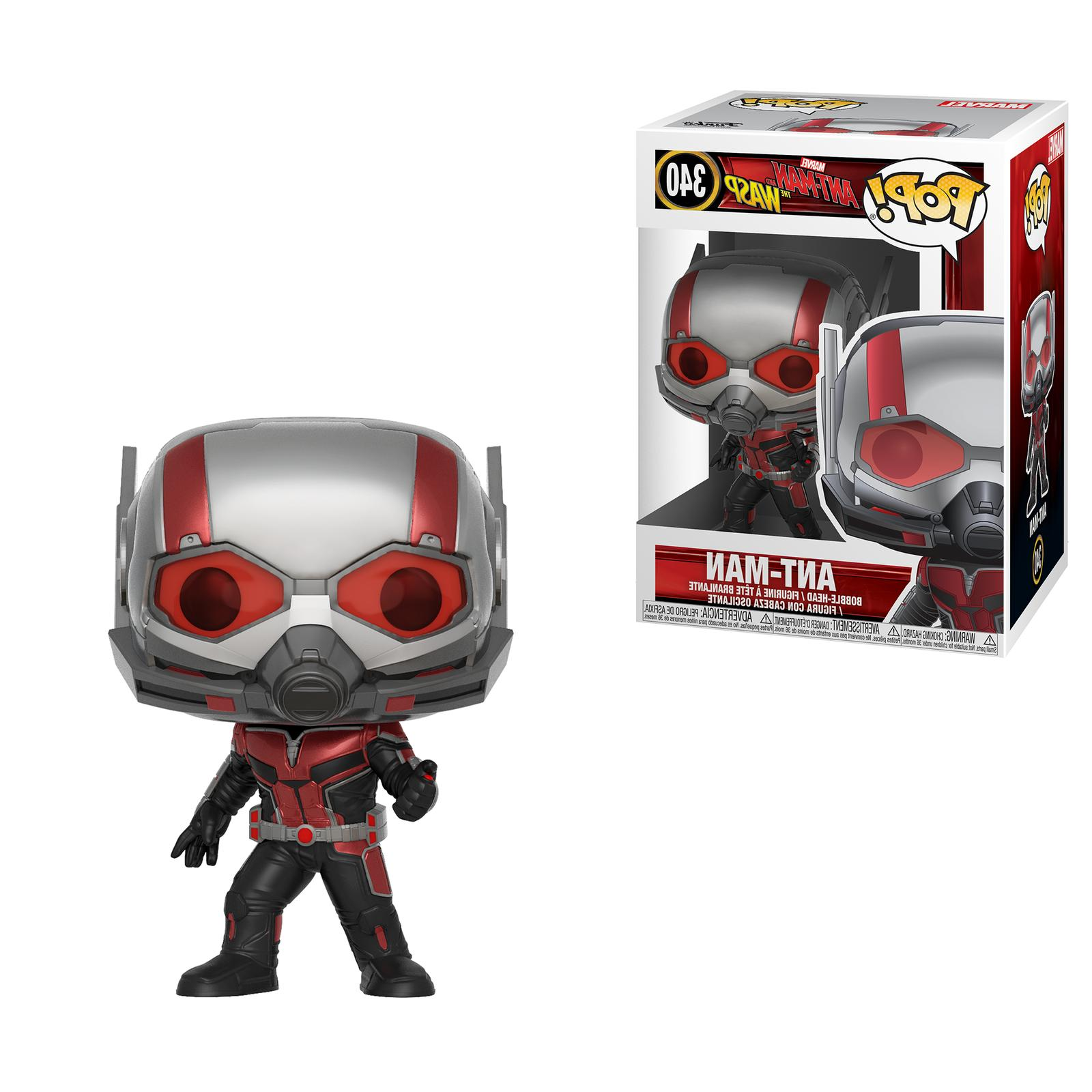 Pop! Marvel: Ant-Man and Wasp - Ant-Man   Vinyl Figure