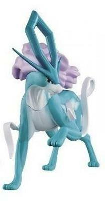 Pop fist POKKEN TOURNAMENT DXF figure Suicune  Japan Import