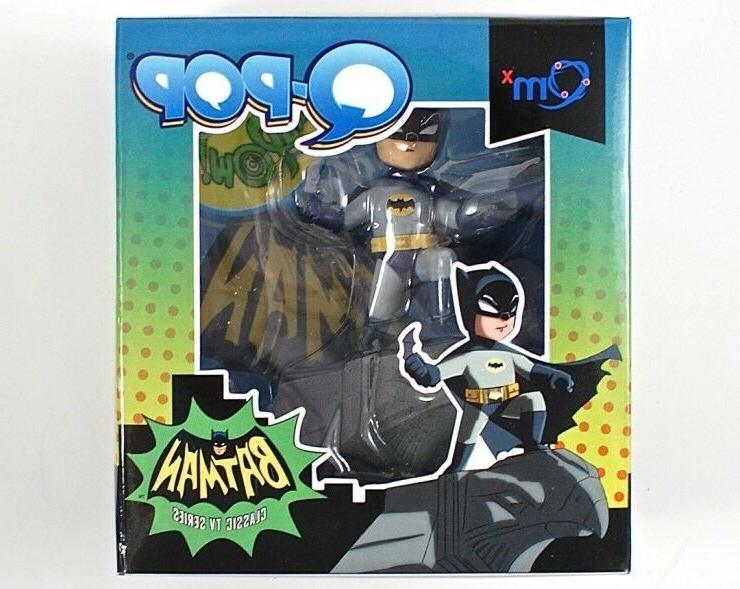 Q Pop QMX Batman Classic TV Series Q-POP Figure Loot Crate E