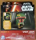 Star Wars Pixel Pops  Boba Fett 8-bit figure New in Box
