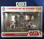 Star Wars The Last Jedi Finn and Phasma Funko Pop! Vinyl Fig
