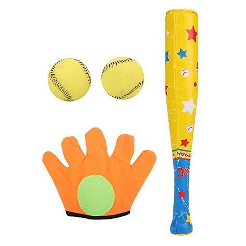 baseball toy set soft