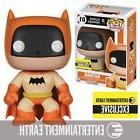 Funko POP! Batman 75th Anniversary Orange Rainbow Batman Vin
