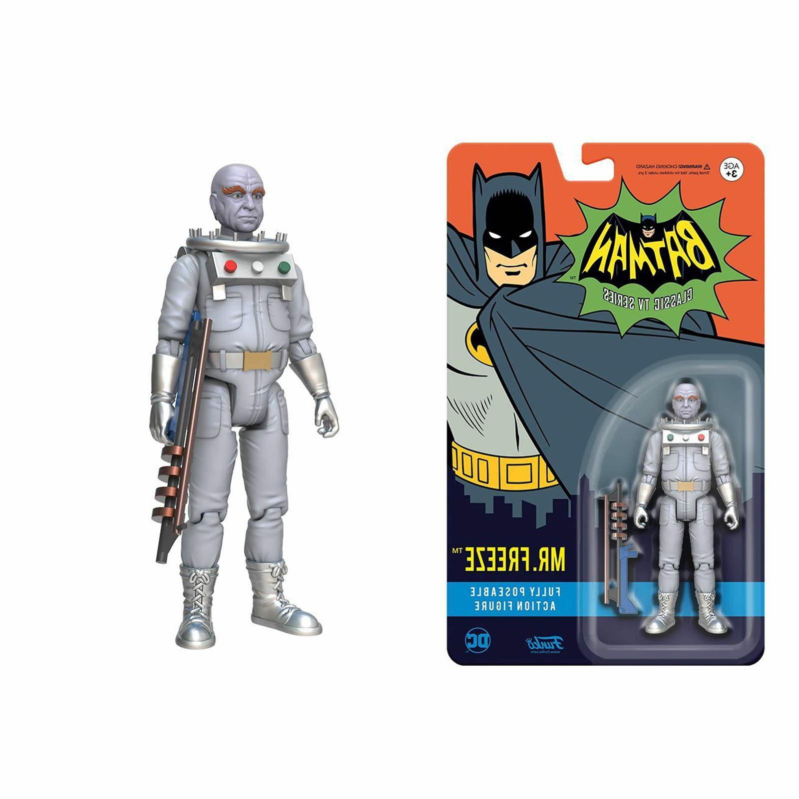 batman classic tv series mr freeze action