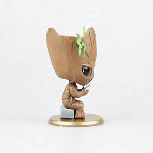 Best & - Mini Tree Action Figure Anime Toys Bobblehead,Shaking-Head Doll by ORSTAR - 1 PCs