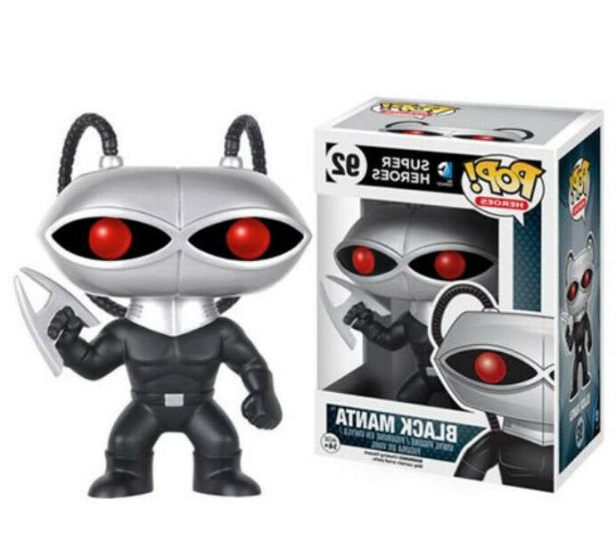 BLACK MANTA SUPER 92 DC Comics NEW BOX