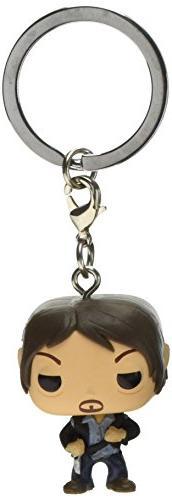 Daryl Dixon The Walking Dead Pocket POP! Keychain