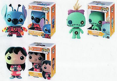 Funko Disney LILO STITCH POP Figure