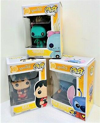 disney lilo stitch scrump 3 75 pop