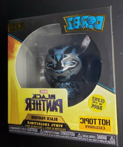 Funko Marvel Panther in Dark Figure!