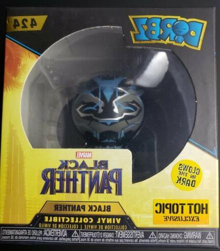 Funko Dorbz: Marvel Dark Hot Figure!