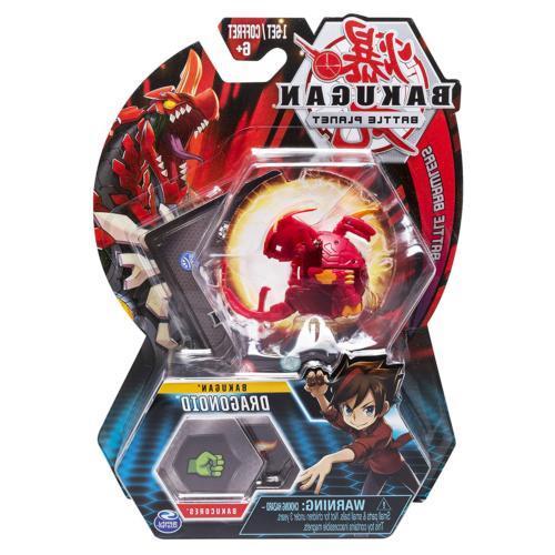 Bakugan, Dragonoid, 2-inch Tall Collectible Transforming Cre