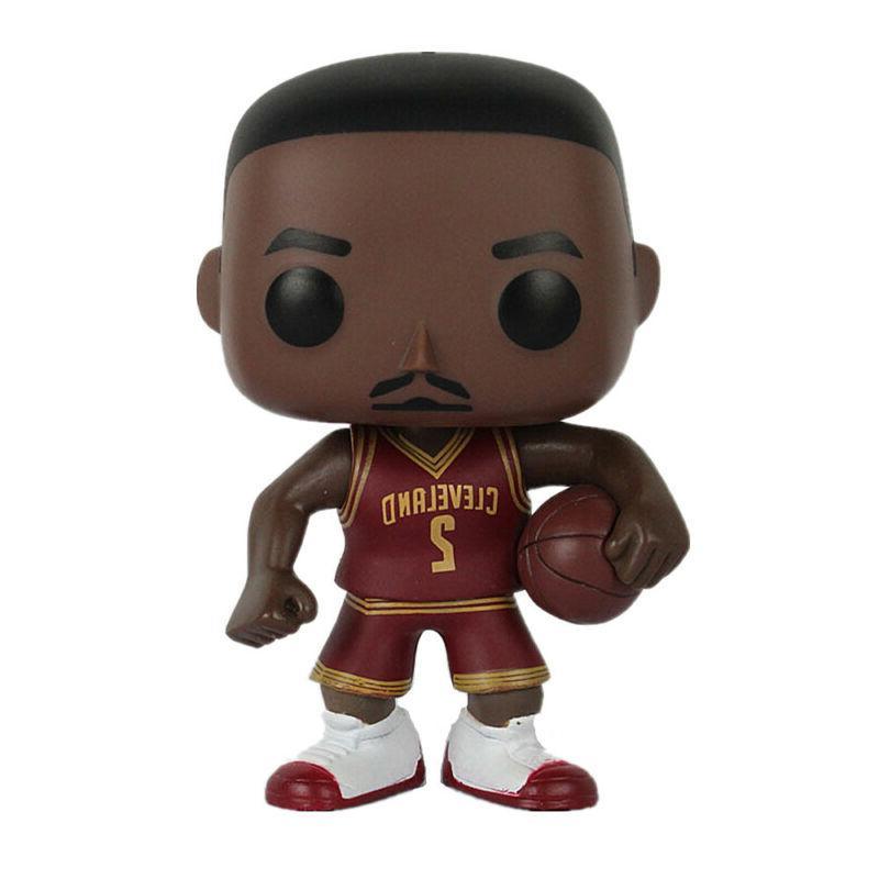 Fashion NBA World Action Figure Toy Hot