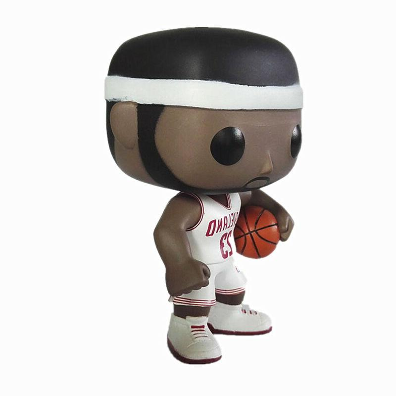 Fashion NBA Star Action Model Toy Hot