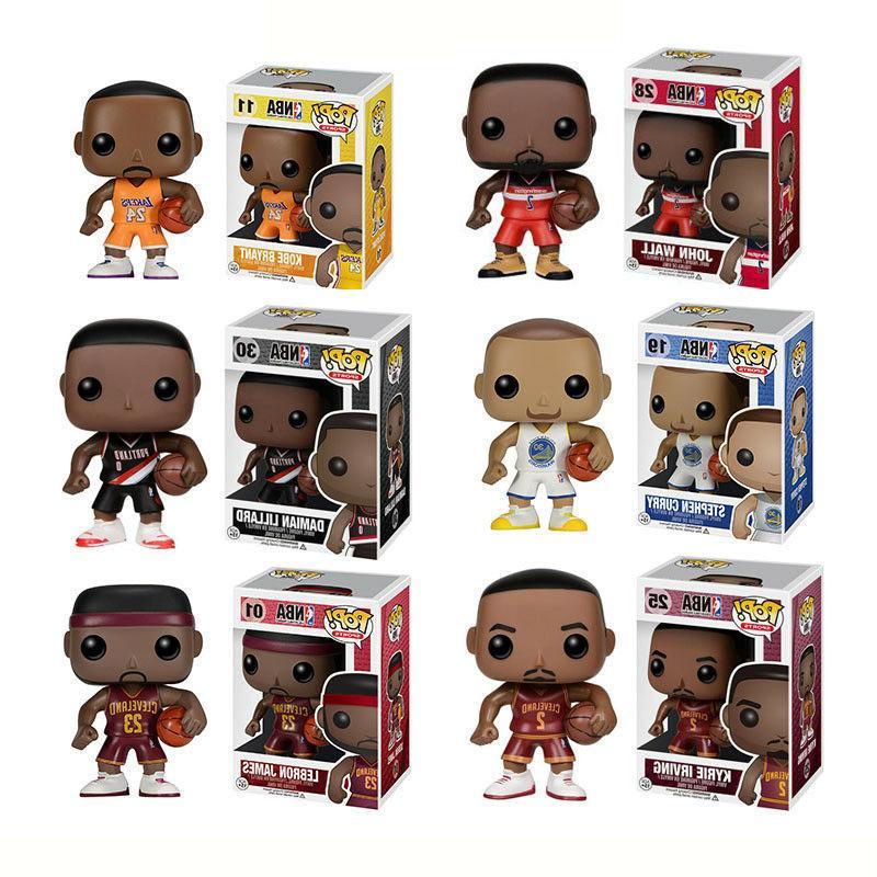 fashion funko pop basketball nba world star
