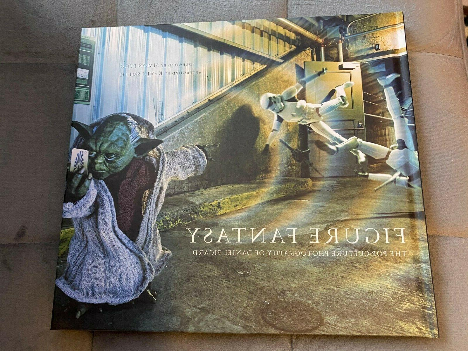 figure fantasy sci fi art book pop