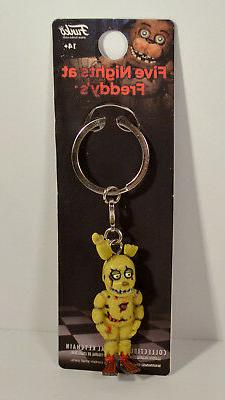 Five Nights at Freddy's 1.5 Character Keychain: Spring Trap