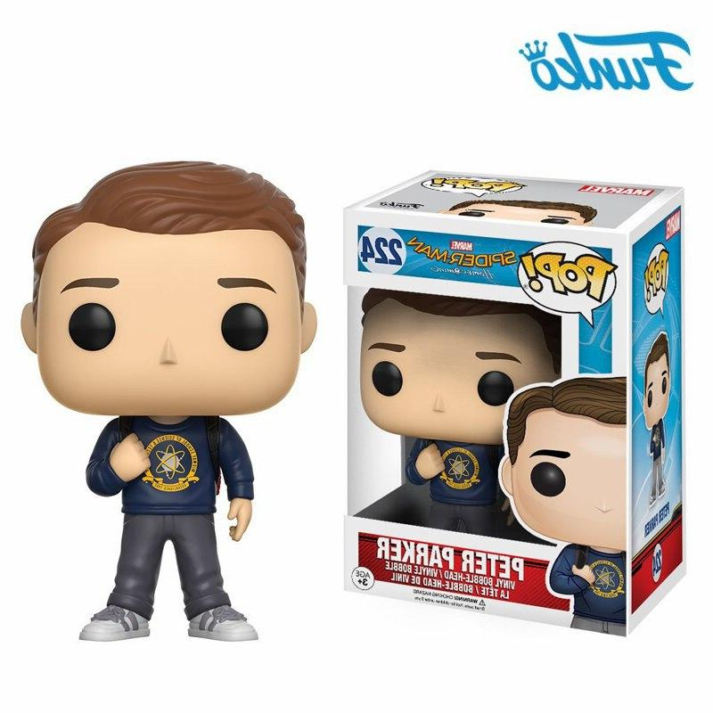 <font><b>Funko</b></font> SPIDER-MAN PARKER VULTURE Toys For Birthday Present