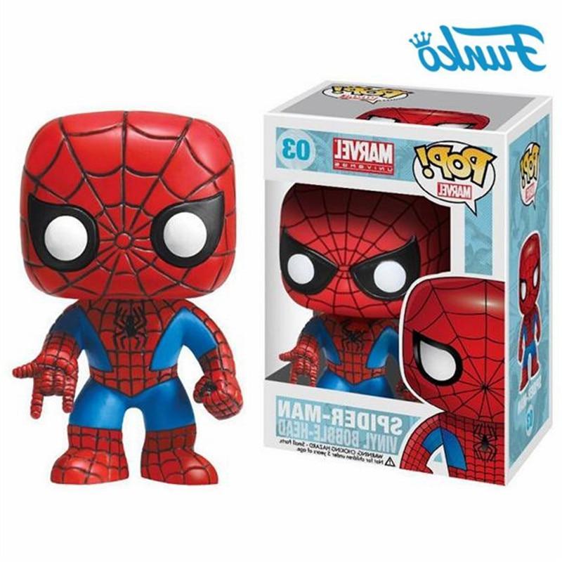 <font><b>Funko</b></font> <font><b>POP</b></font> PETER PARKER VULTURE Toys Birthday Present