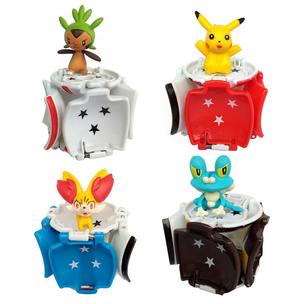<font><b>Pikachu</b></font> Monster doll Ball Ultra Metaballs Reversible Ball Toy