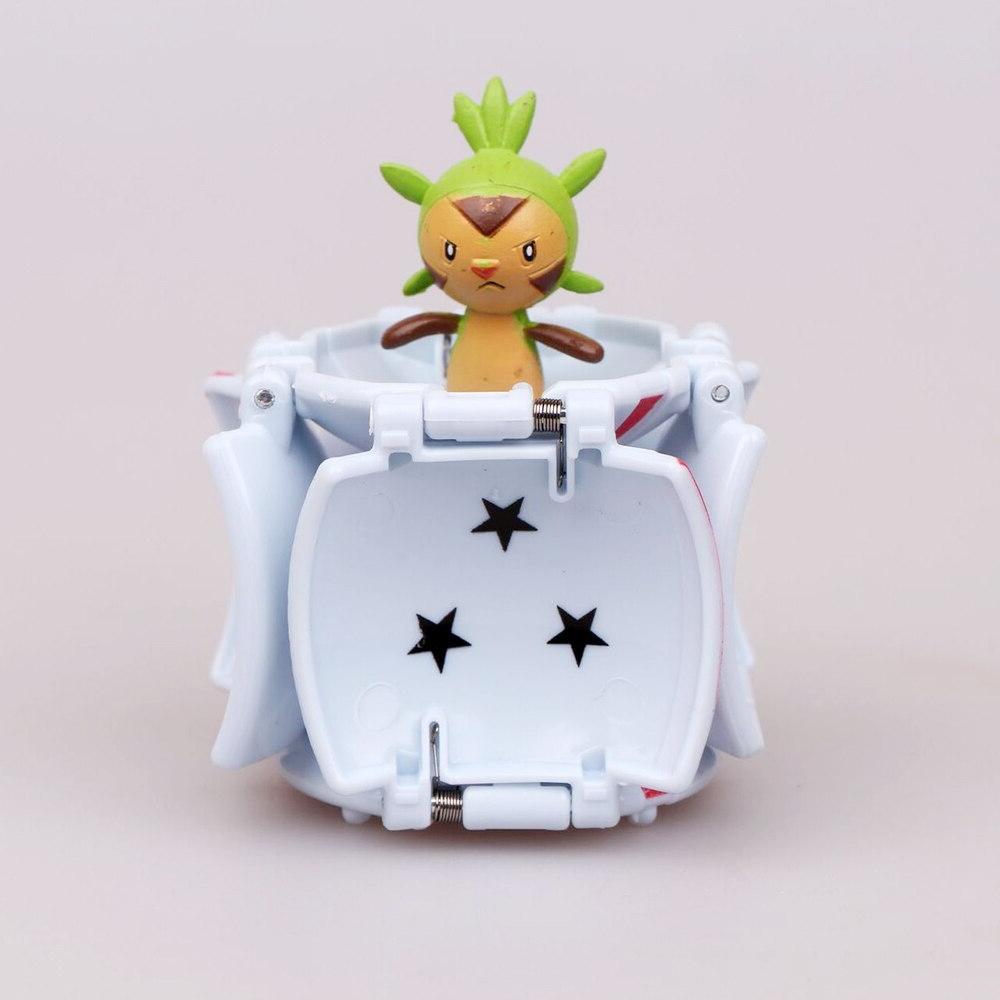 <font><b>Pikachu</b></font> Action <font><b>Figure</b></font> <font><b>Pop</b></font>-up Pokemoner Deformation Poke Monster with doll Great Ball Ultra Metaballs Ball Toy