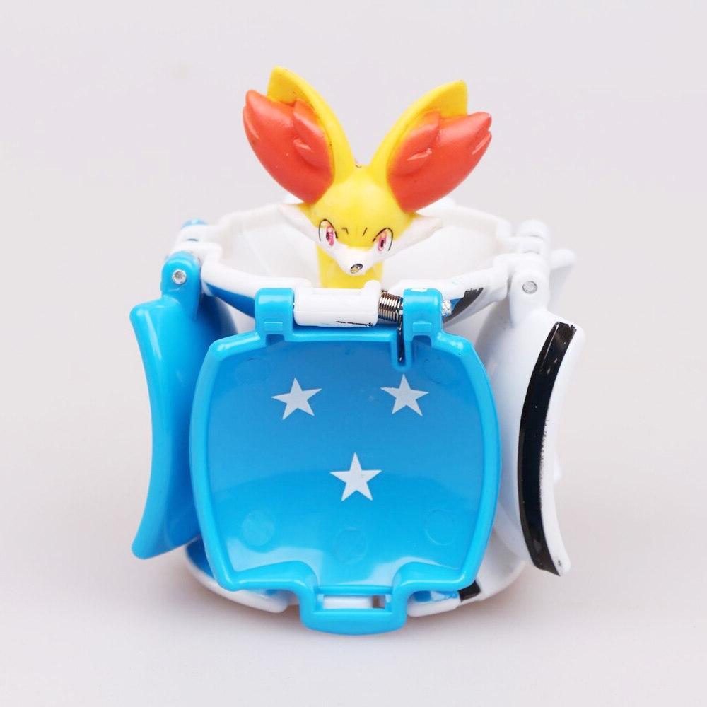<font><b>Pikachu</b></font> <font><b>Figure</b></font> Cartoon <font><b>Pop</b></font>-up Monster Ball Ultra Metaballs Reversible Ball