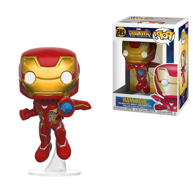 FUNKO Marvel Stan Iron Man Thor <font><b>Figure</b></font> Collection Kids Gift